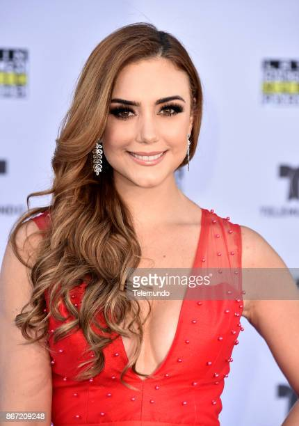 AWARDS 'Red Carpet' Pictured Ana Belena at the Dolby Theatre in Hollywood CA on October 26 2017