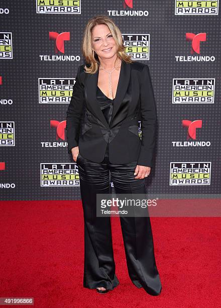 Ana Maria Polo arrives at the 2015 Latin American Music Awards at The Dolby Theater in Hollywood CA on October 8 2015 LATIN AMERICAN MUSIC AWARDS...