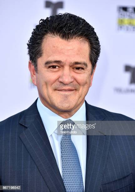 AWARDS 'Red Carpet' Pictured Carlos Hermosillo at the Dolby Theatre in Hollywood CA on October 26 2017