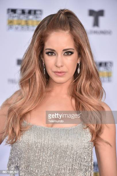 AWARDS 'Red Carpet' Pictured Carmen Aub at the Dolby Theatre in Hollywood CA on October 26 2017