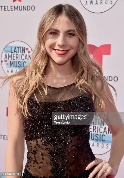 AWARDS Red Carpet Pictured Claudia Vergara at the Dolby Theatre in Hollywood CA on October 17 2019