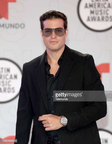 "Red Carpet"" -- Pictured: Danilo Carrera at the BB&T Center in Sunrise, FL on April 15, 2021 --"