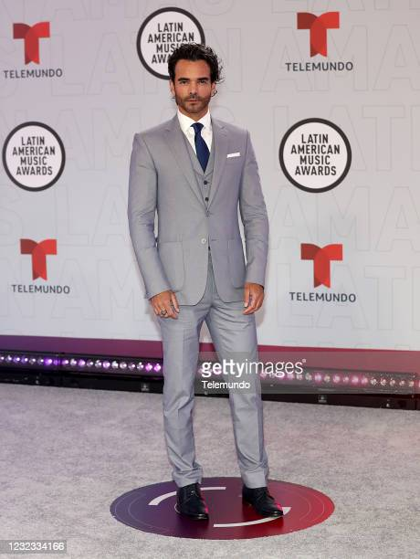 "Red Carpet"" -- Pictured: Jesús Moré at the BB&T Center in Sunrise, FL on April 15, 2021 --"
