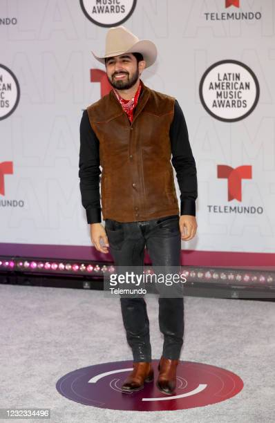 "Red Carpet"" -- Pictured: Joss Favela at the BB&T Center in Sunrise, FL on April 15, 2021 --"