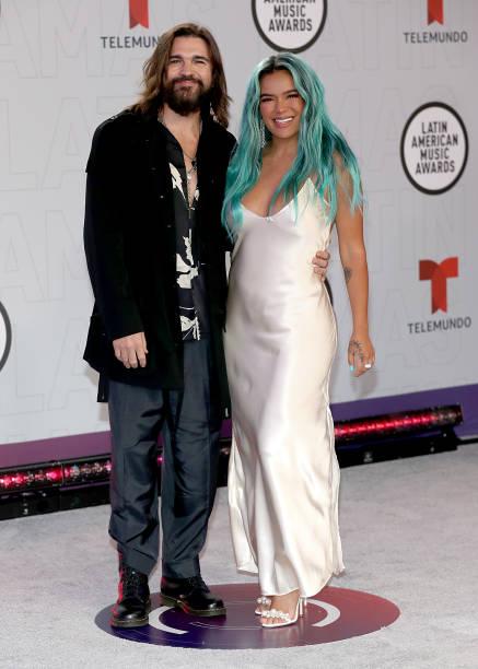 "FL: Telemundo's ""2021 Latin American Music Awards"" - Arrivals"