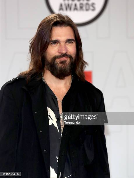 "Red Carpet"" -- Pictured: Juanes at the BB&T Center in Sunrise, FL on April 15, 2021 --"