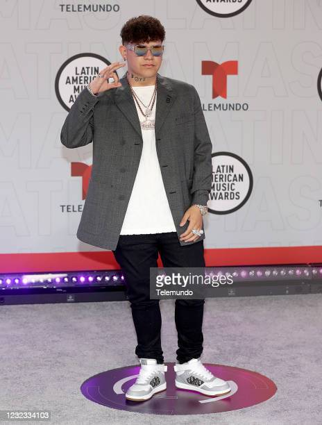 "Red Carpet"" -- Pictured: Junior H at the BB&T Center in Sunrise, FL on April 15, 2021 --"