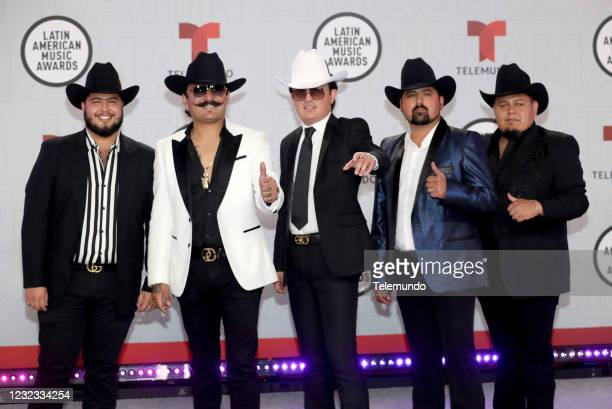 "Red Carpet"" -- Pictured: Musical group Los Dos Carnales at the BB&T Center in Sunrise, FL on April 15, 2021 --"