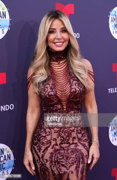 AWARDS Red Carpet Pictured Myrka Dellanos at the Dolby Theatre in Hollywood CA on October 25 2018