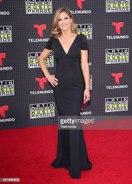 Natalie Morales arrives at the 2015 Latin American Music Awards at The Dolby Theater in Hollywood CA on October 8 2015 LATIN AMERICAN MUSIC AWARDS...