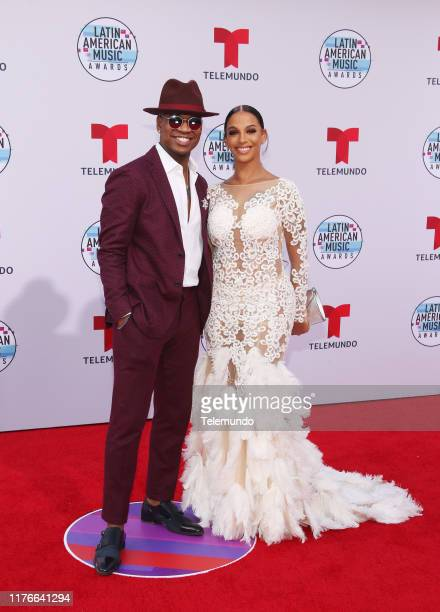 AWARDS Red Carpet Pictured NeYo and Crystal Renay at the Dolby Theatre in Hollywood CA on October 17 2019