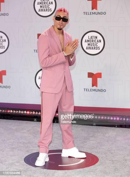 "Red Carpet"" -- Pictured: Omar Courtz at the BB&T Center in Sunrise, FL on April 15, 2021 --"