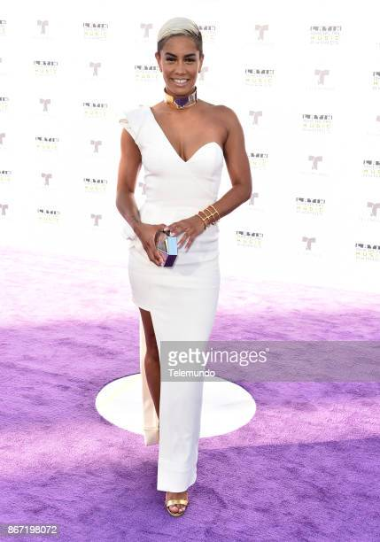 AWARDS 'Red Carpet' Pictured Sibley Scoles at the Dolby Theater in Hollywood CA on October 26 2017
