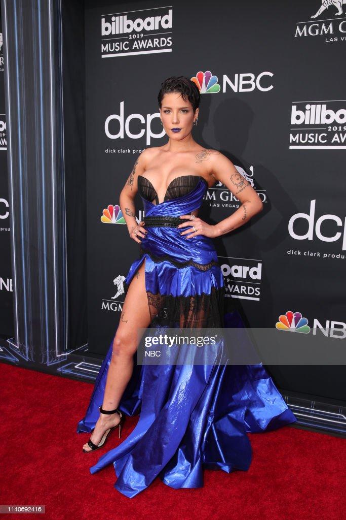 "NV: NBC's ""2019 Billboard Music Awards"" - Arrivals"