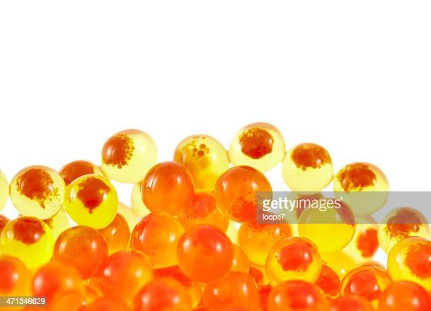 red caviar - caviar stock photos and pictures