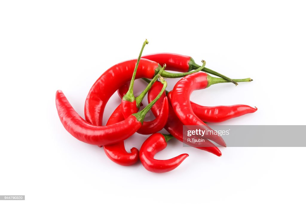 Red chili pepper : Stock Photo