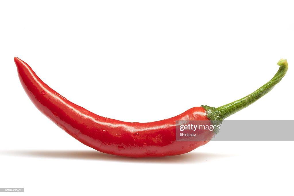 Pimenta Vermelha : Foto de stock
