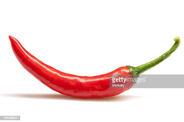 red chili peppers - chili stock photos and pictures