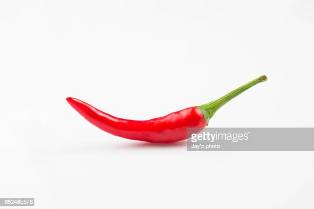 red chilli peppers - chili stock photos and pictures
