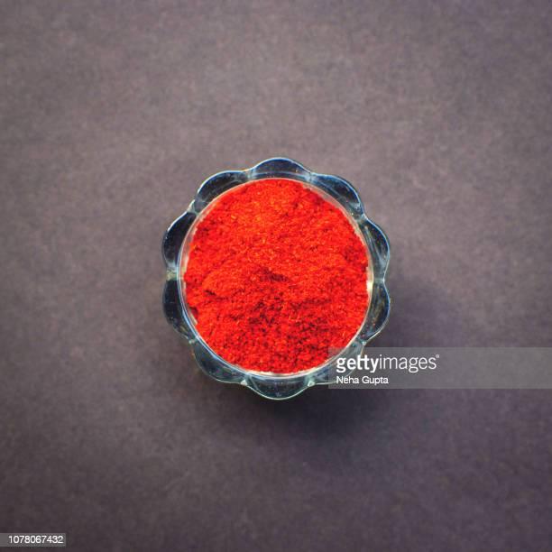 Red Chilli Powder.