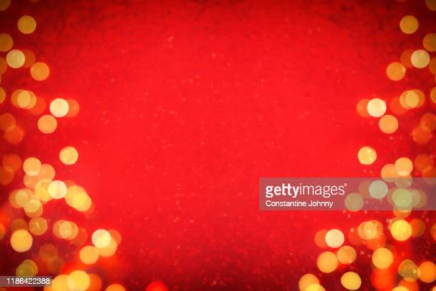 red christmas background - weihnachten hintergrund stock-fotos und bilder