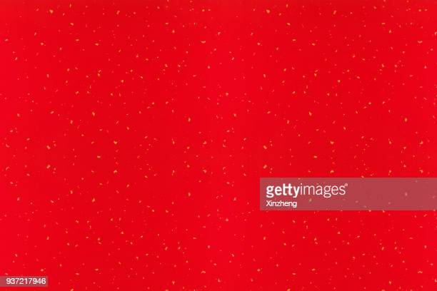 Red Colored Paper, Paper Textures Background