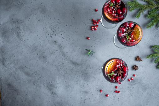 Red Cranberry Sangria 1071782300
