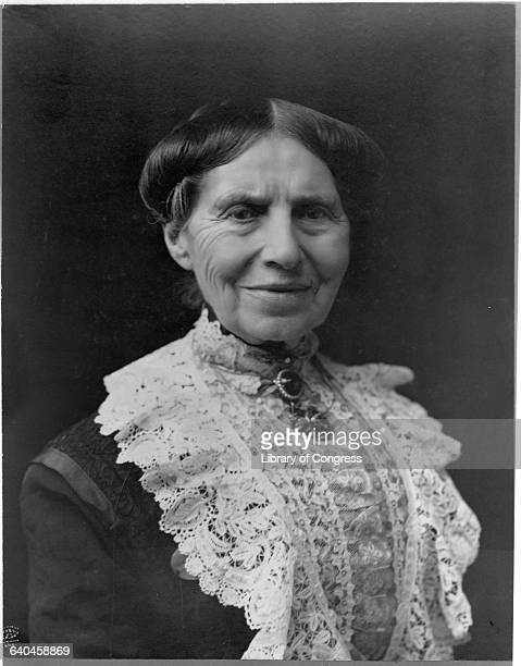 Red Cross Founder Clara Barton