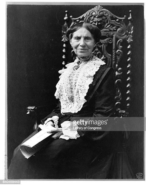 Red Cross Founder Clara Barton