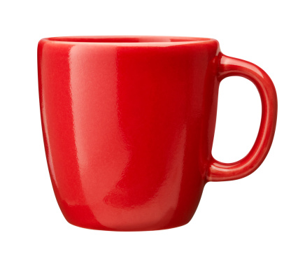 red Cup (clipping path included) 171368204