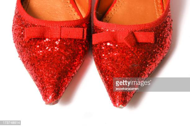 Red Dance Schuh