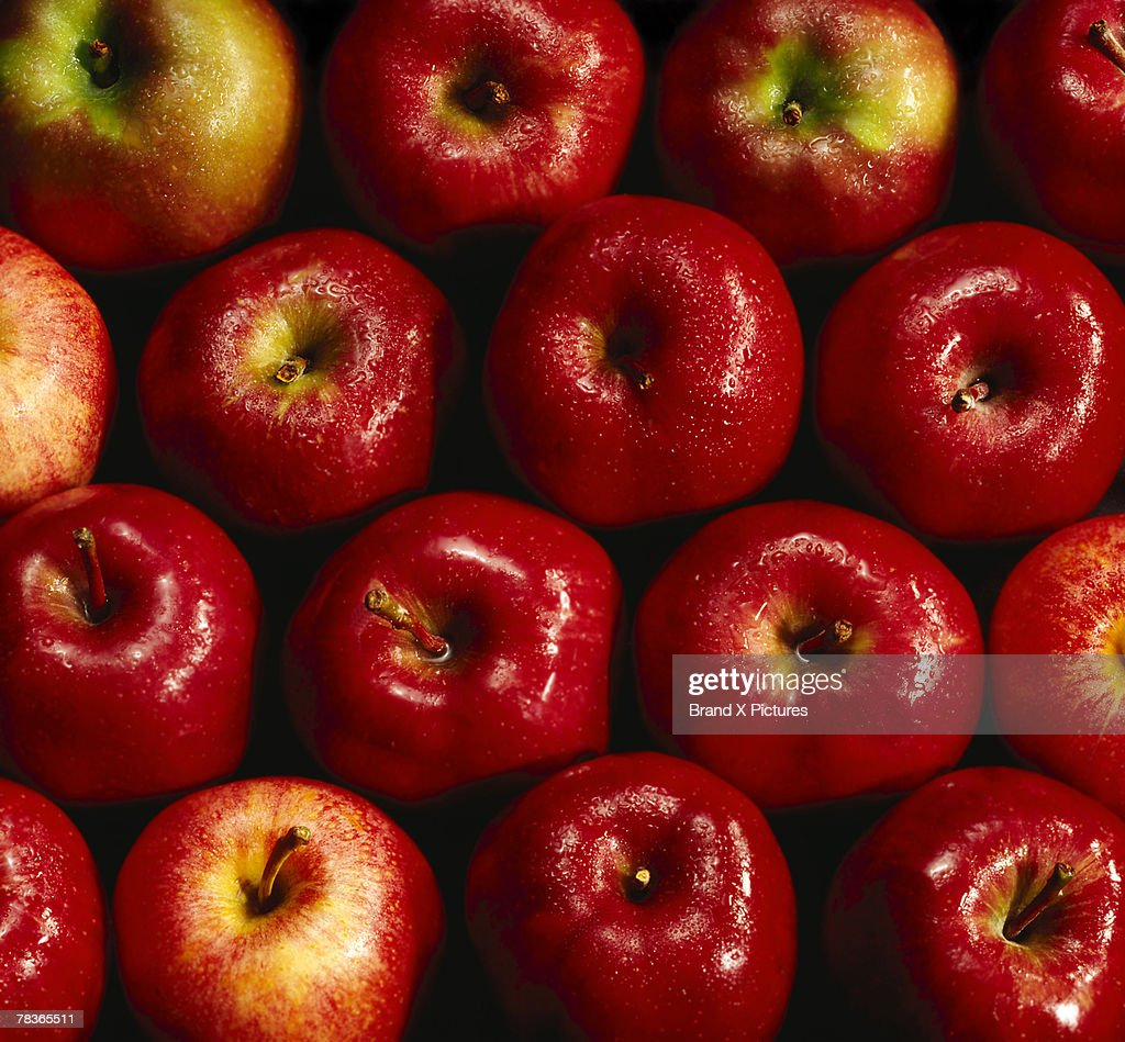 Red Delicious apples : Photo