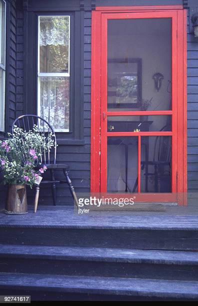 Red puerta