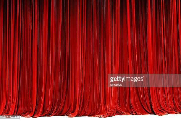 red drape - opening event stock pictures, royalty-free photos & images