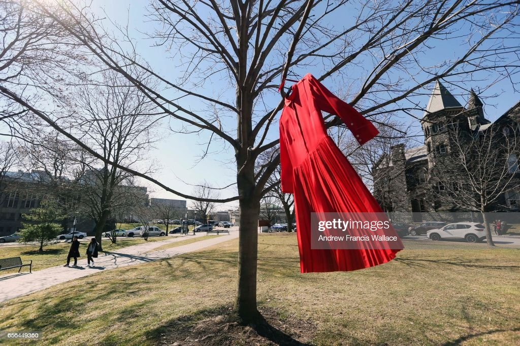 Red Dress Project : News Photo