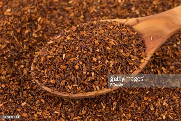 red dry rooibos tea