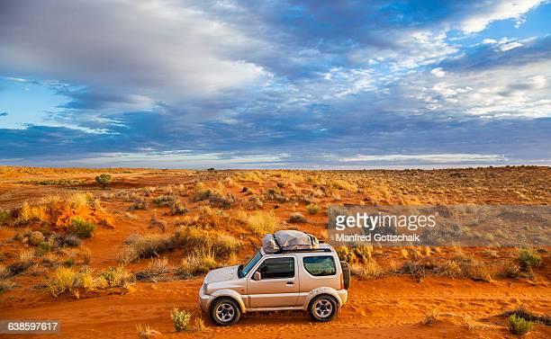red dunes Simpson Desert