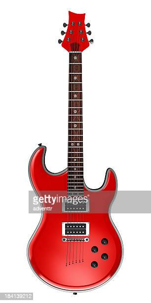 Red guitarra eléctrica