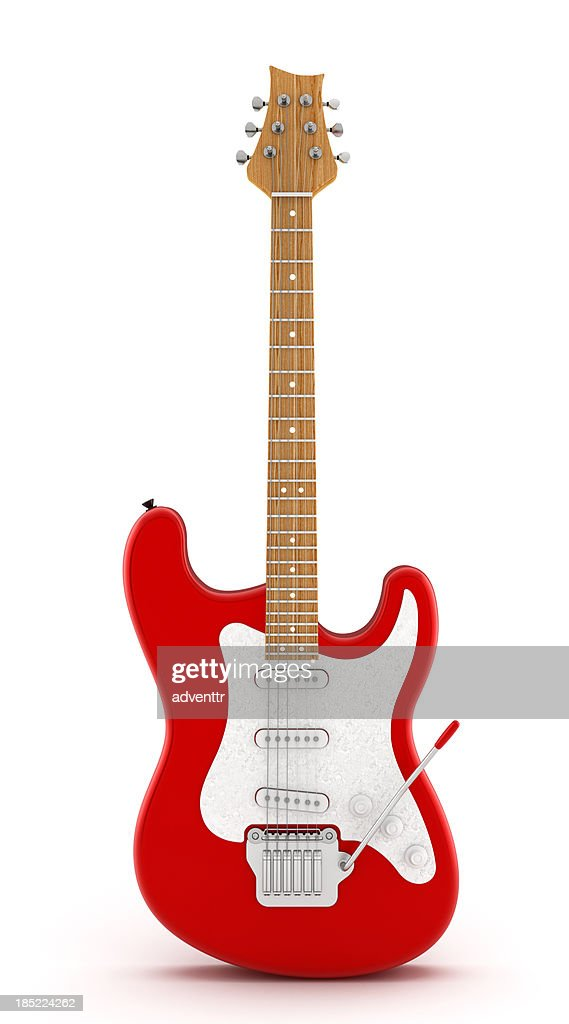 Electric Guitar Stock Photos And Pictures