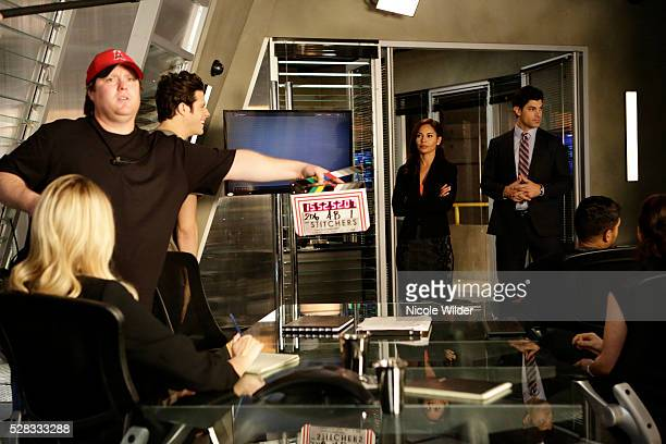 STITCHERS Red Eye The Stitchers team goes into overdrive when an incident in the air sends them multiple victims on an allnew episode of Stitchers...