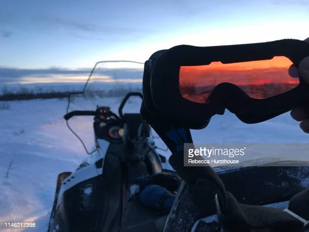 red eye view - norrbotten province stock pictures, royalty-free photos & images
