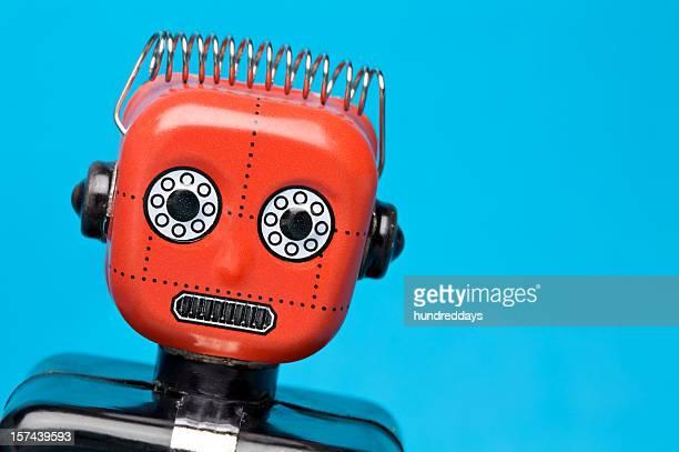Portrait d'un Robot