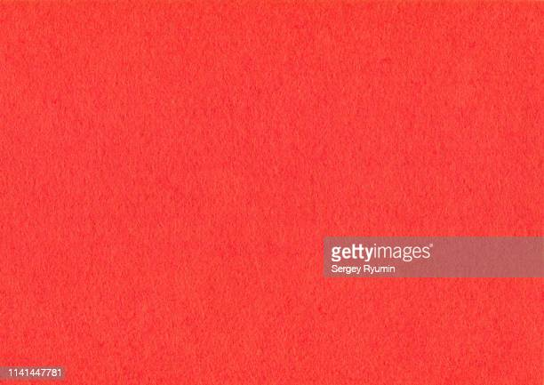 red felt - felt textile stock pictures, royalty-free photos & images