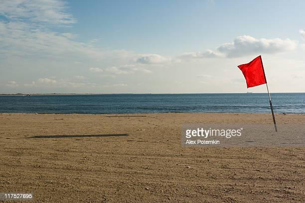 レッドフラッグビーチのフライング