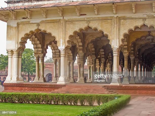 Red Fort (Agra Fort), Agra, Uttar Pradesh, India