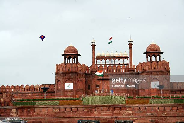 Red Fort on Independence Day