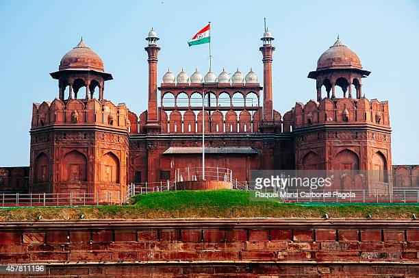 Red Fort or Lal Quila was constructed by the Mughal emperor Shah Jahan