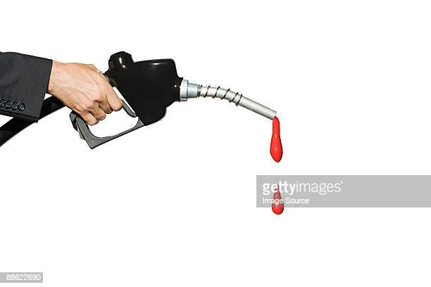 Red gasoline