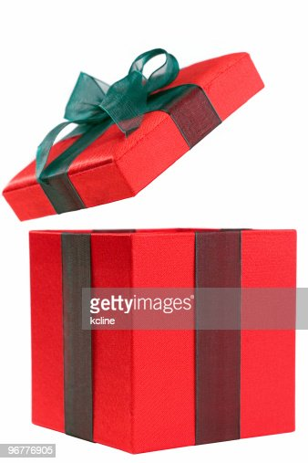 Gift boxclipping path stock photo getty images keywords negle Gallery