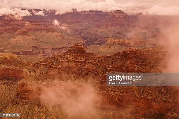 Red Grand Canyon